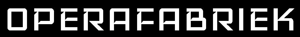 Operafabriek